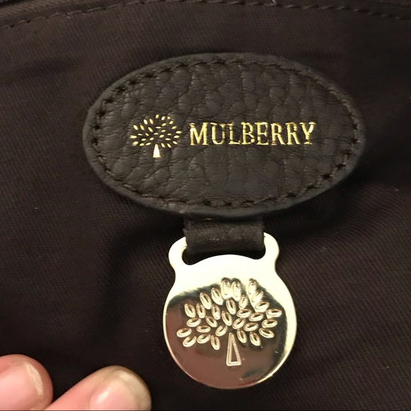Mulberry Handbags - 🍎Additional Photos🍎 Mulberry Brown Hobo Bag